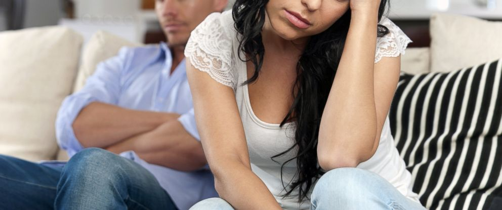 PHOTO: Stressors and life changes may have negative effects on relationships.