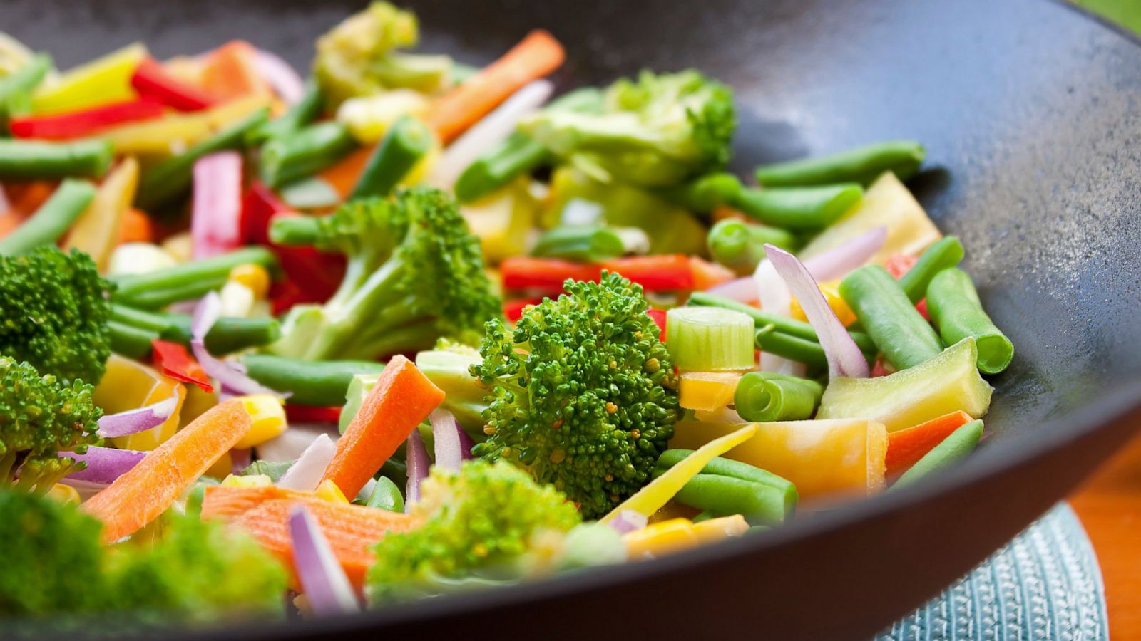 5 Reasons To Try A Vegetarian Diet Abc News