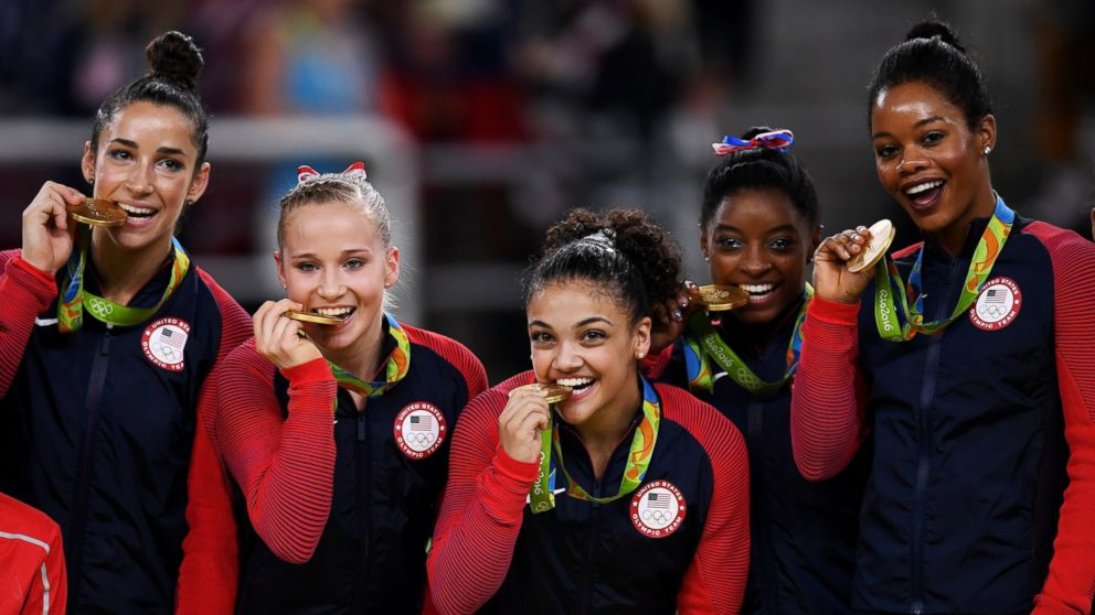 Olympics 2016: Simone Biles and 'Final Five' of US Women's