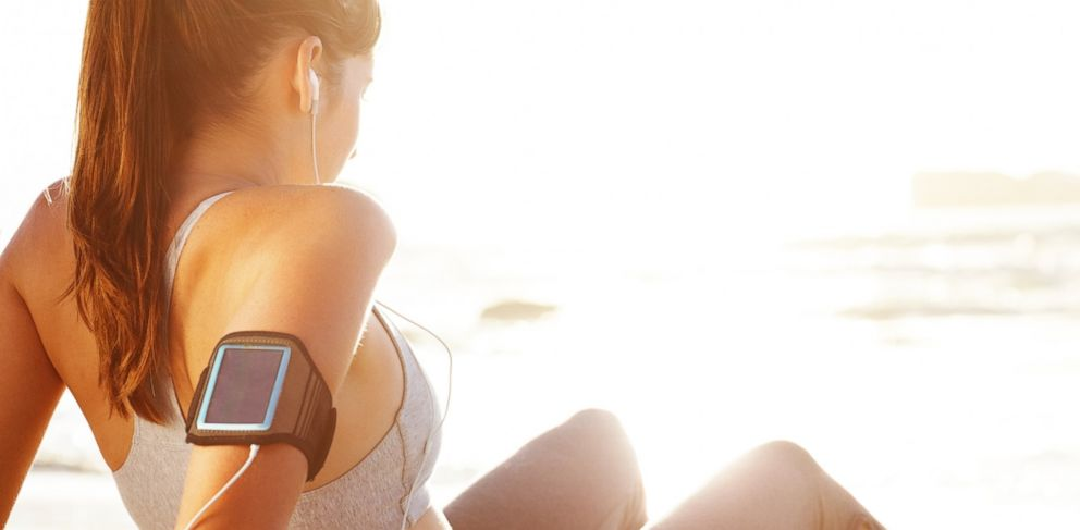 PHOTO: Listening to your playlist beforehand is one way to build enthusiasm for an upcoming workout.