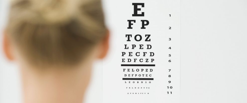 PHOTO: Getting a prescription for eyeglasses and contact lens usually means scheduling a trip to the eye doctor, but a startup is offering an online alternative.
