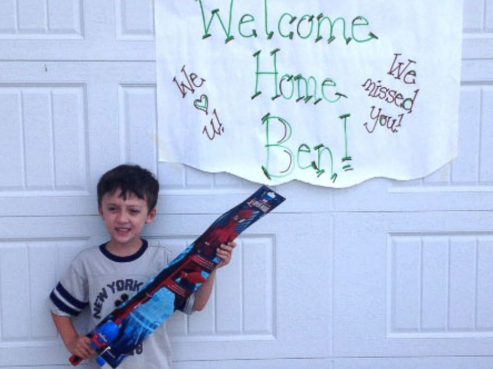 PHOTO: Ben Holloway, who is fighting a rare brain disorder, is pictured here in an undated photo in Chatsworth, Ga.