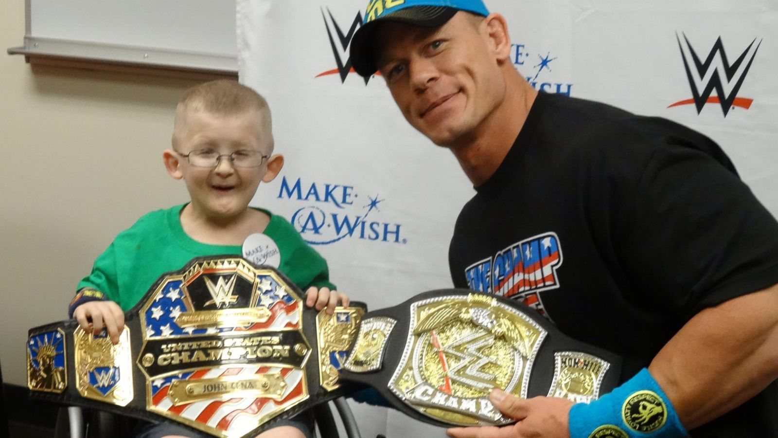 WWE Legend John Cena Helped 8-Year-Old Boy To Save His Sister's Life 1