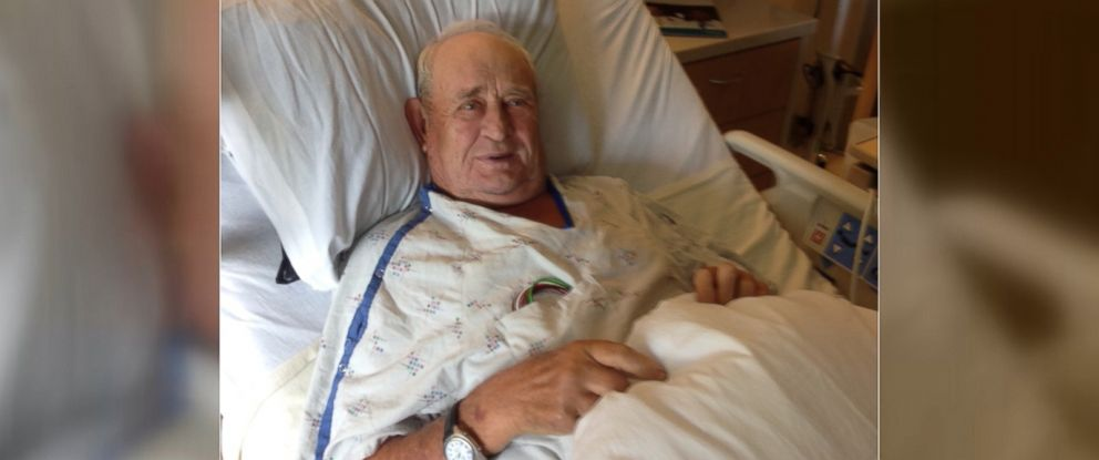 PHOTO: Heinz Arntt, 79, was reportedly saved by strangers who administered CPR after he collapsed.