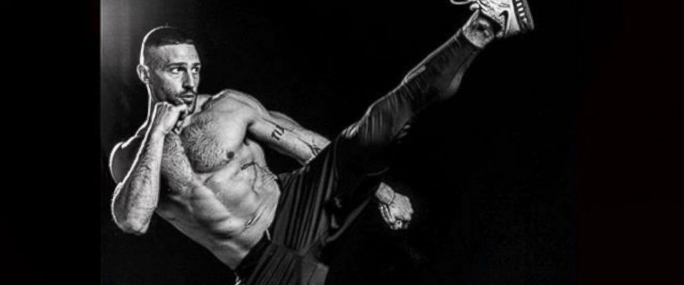 """PHOTO: Barrys Bootcamp master trainer Noah Neiman will lead a live-stream workout on """"Good Morning America."""""""