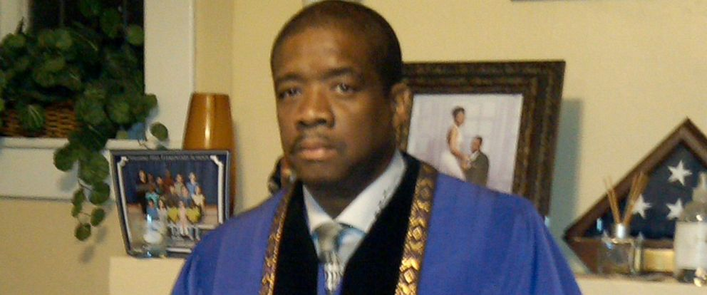 PHOTO: Pastor Andre Humphrey is working to help improve mental health in Baltimore communities.