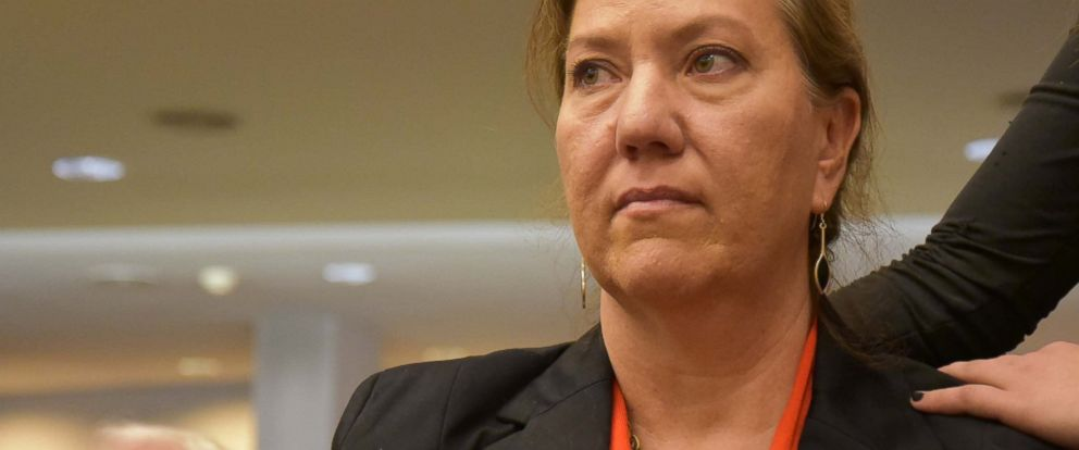 PHOTO: Attorney Christy ODonnell is a single mother who was diagnosed with lung cancer.