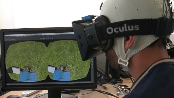 Virtual Reality and Exoskeleton Help Paraplegics Partially Recover, Study Finds