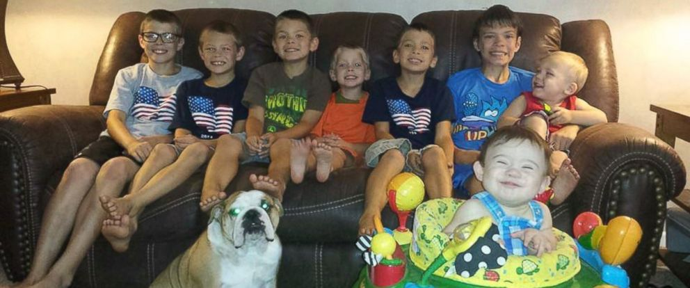 PHOTO: Melissa Groves said she wanted her adopted sons to grow up with their siblings.