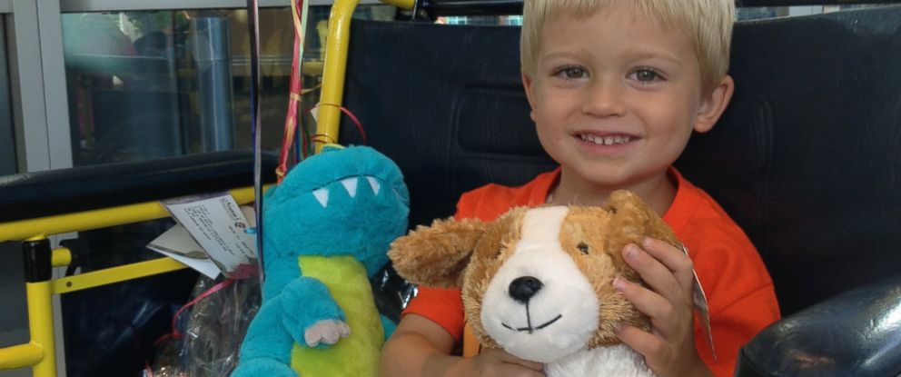 PHOTO: Chad Carr, 4, is battling an aggressive, inoperable brain cancer.