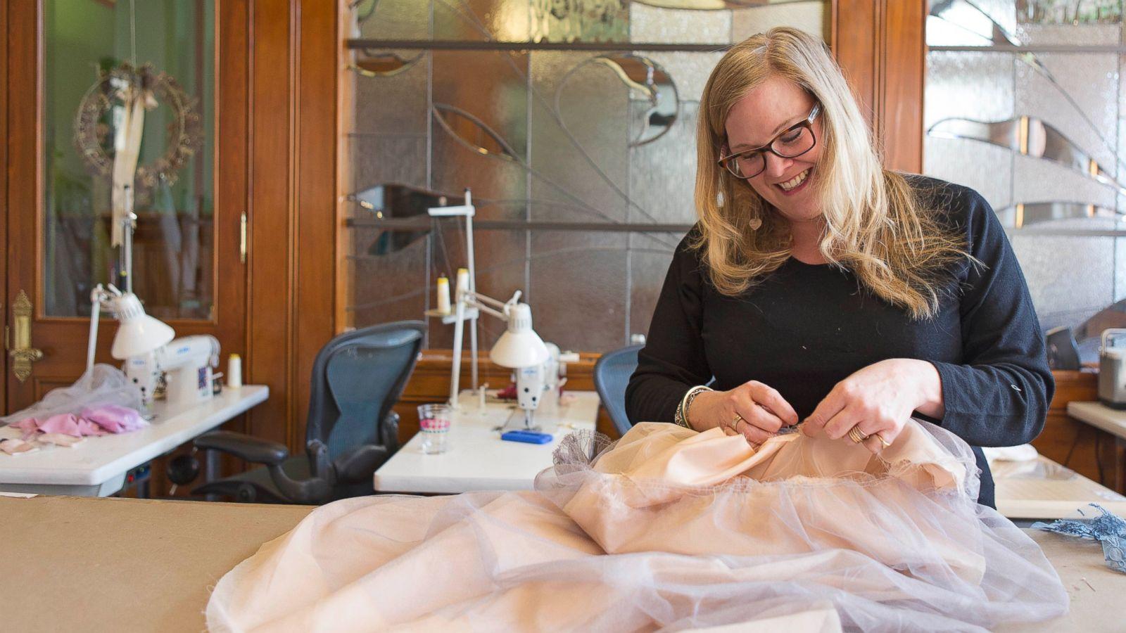 Wedding Dress Designer Helps With New Ebola Suit - ABC News