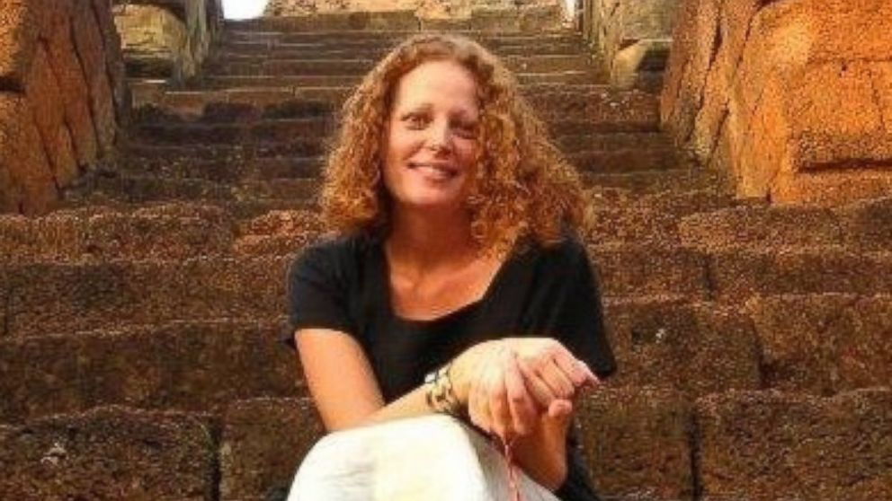 Kaci Hickox, a nurse, is seen in this undated photo. She was the first person in New Jersey placed under a mandatory 21-day quarantine for people who had direct contact with Ebola patients.