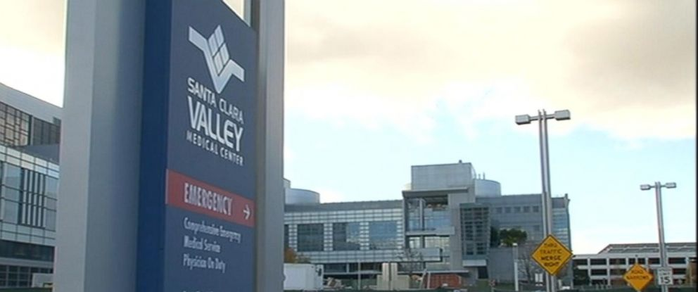 PHOTO: Pictured is the Santa Clara Valley Medical Center in San Jose, Calif.