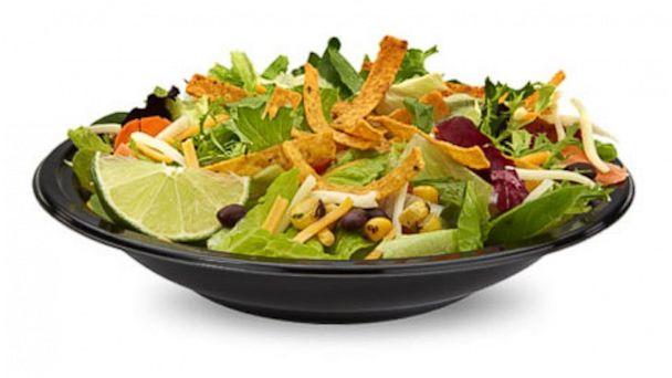 PHOTO: McDonalds Premium Southwest Salad has only 140 calories.