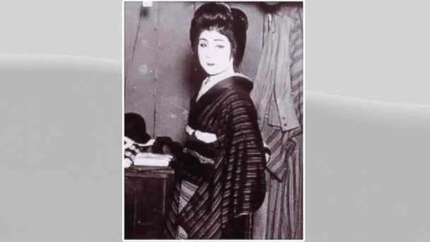 PHOTO: Midori Naka, a Japanese actress who survived the atomic bombing of Hiroshima but died 18 days later.