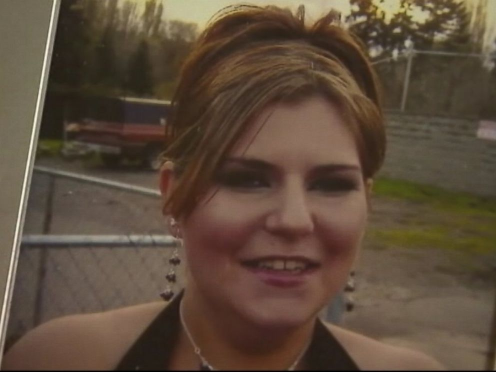 PHOTO: Samantha Kennedy, in a photo presented to KOMO News by her mother Lori Baker.