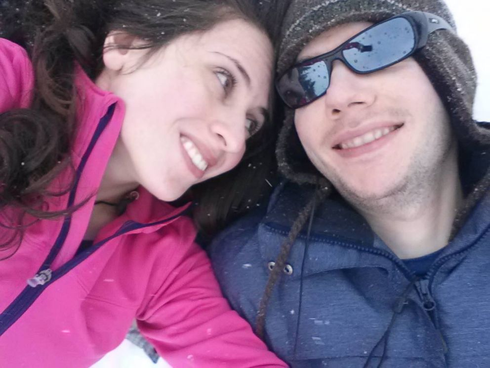 PHOTO: Molly Murphy and her husband Tim Murphy are pictured together here.