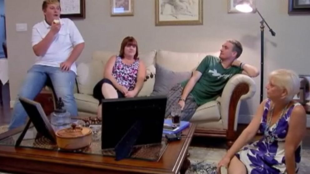 A recipient of an organ donation was able to meet the family of the man who saved his life.