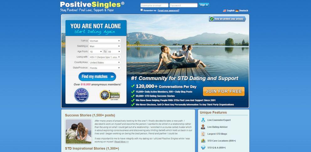 std dating website