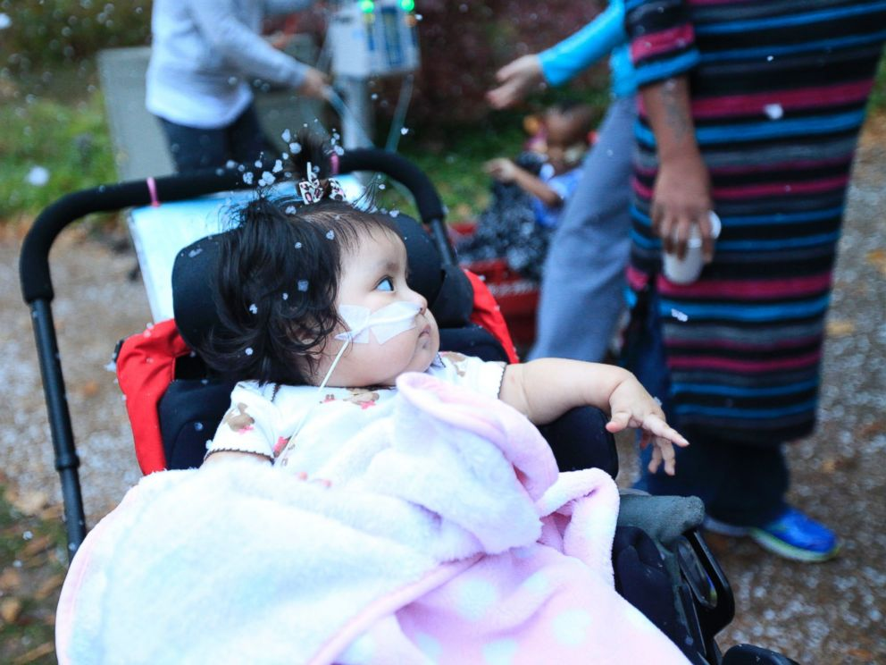 PHOTO: Briseida Lopez is 6 months old and waiting for a heart transplant.