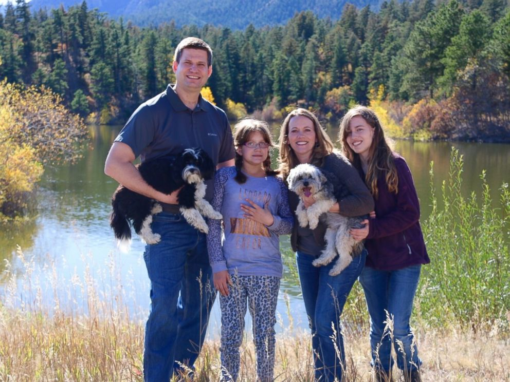 PHOTO: Olivia Burtwistle, 12, and her family are on a mission to find a cure for Olivias juvenile Batten disease.