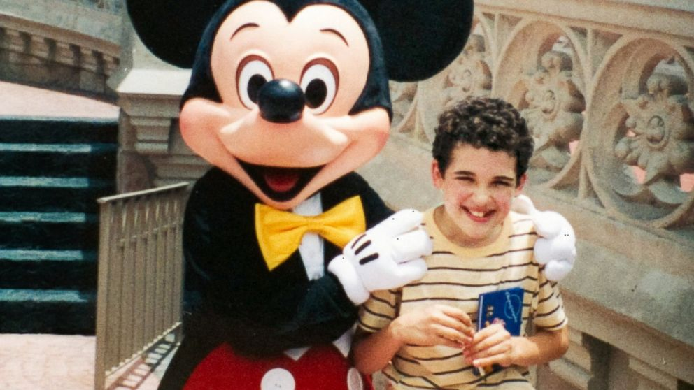 Disney Characters Help Autistic Child Emerge From Lonely