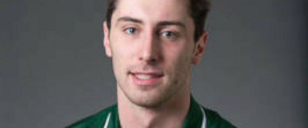 PHOTO: Tate Ramsden is seen in this undated photo from Dartmouth College Swimming and Diving team roster.