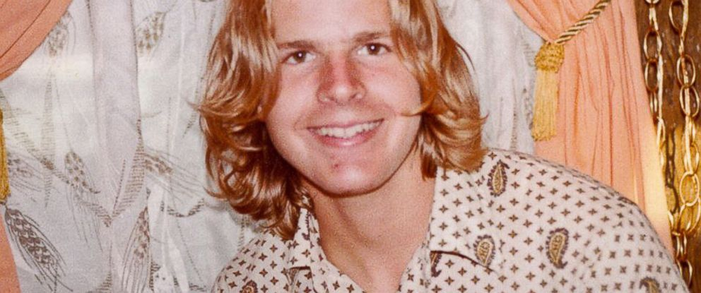 PHOTO: Scott Johnson as a senior in high school. He was later killed in a gay bashing incident in Australia.