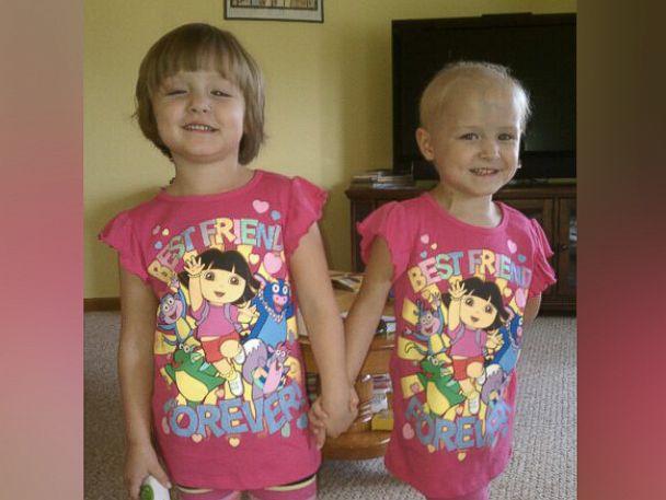 PHOTO: Elizabeth and Kathryn Girtler of Minnesota City, Minnesota, are seen here.