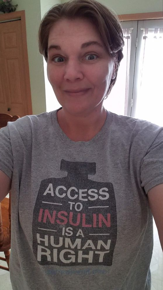 Iowa grandmother Sarah Stock said the price of her live-saving insulin has risen by 300 percent in the past ten years -- from $300 a month to $900 a month. Stock said the rising costs once forced her to ration her medication.