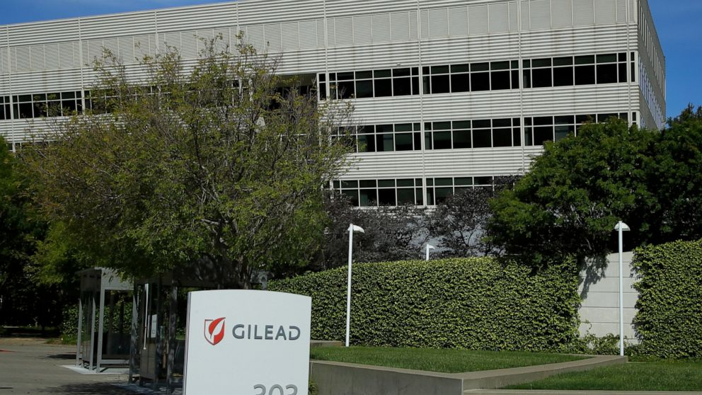 Gilead prices coronavirus drug at $2,340 for rich countries thumbnail