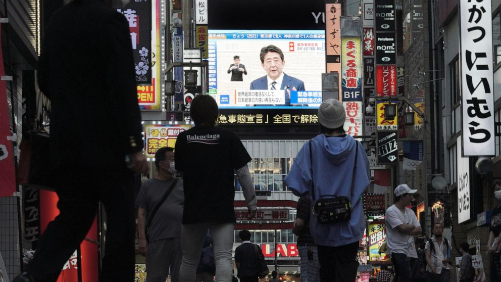 The Latest: South Korea reports 19 new virus cases, China 7