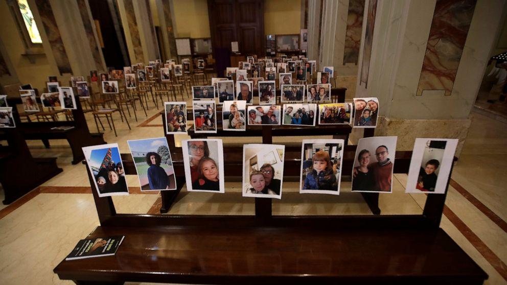 Το βατικανό είναι μεγάλη Εβδομάδα να προχωρήσει, αλλά χωρίς δημόσια μέσα του ιού