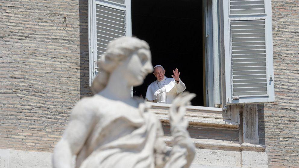 Papal ping-pong? Vatican opens summer camp amid virus