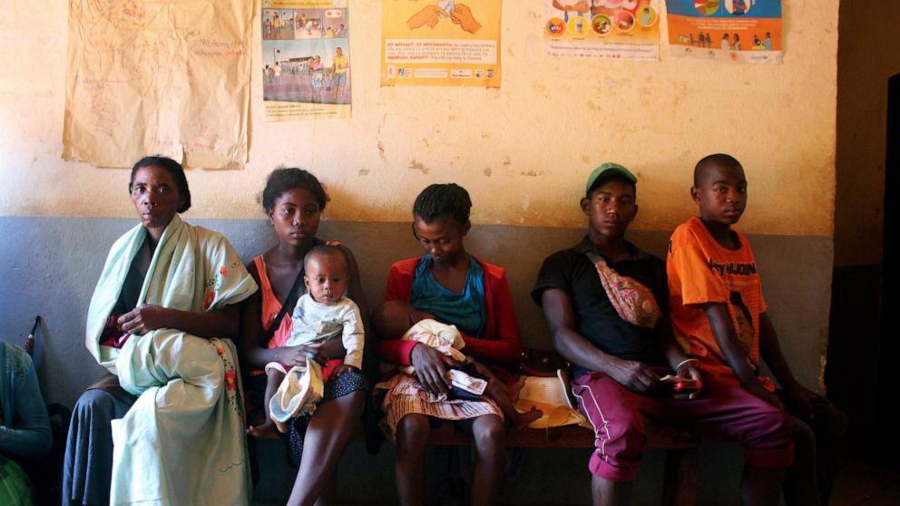 Madagascar measles epidemic kills more than 1,200 people