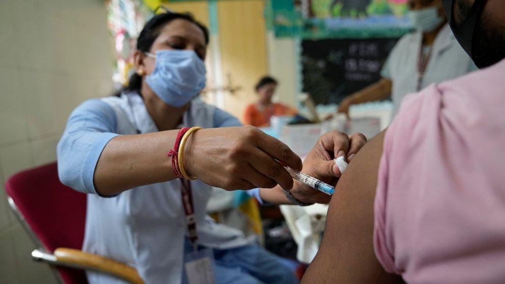 India calls new UK COVID-19 vaccine rules 'discriminatory'