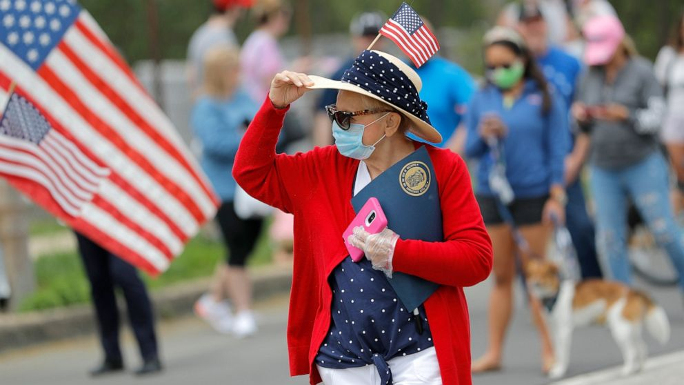 Pandemic brings smaller, subdued Memorial Day observances