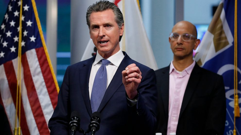 California governor: Most schools won't reopen this spring - ABC News