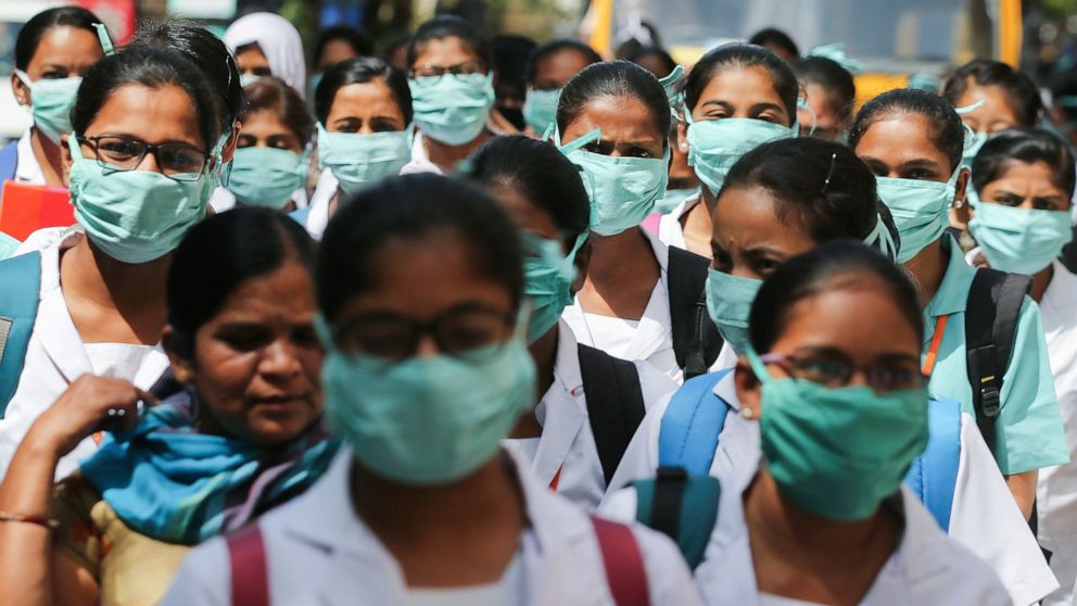 India's beleaguered health system braces for virus surge ...