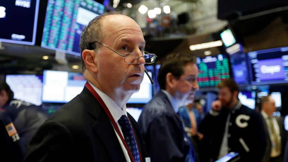 Aktien open lower on Wall Street als virus Fällen spike