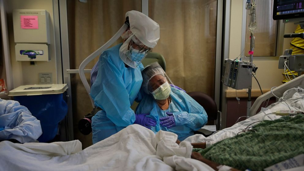 The Latest: UN chief decries pandemic's harm to the poor