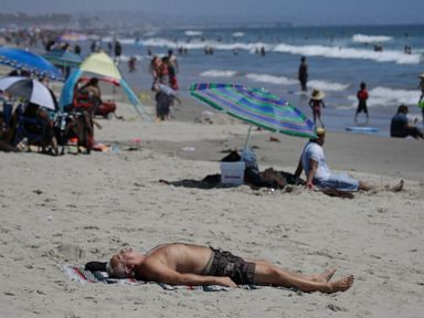 California heat spurs 1st rolling power outages since 2011