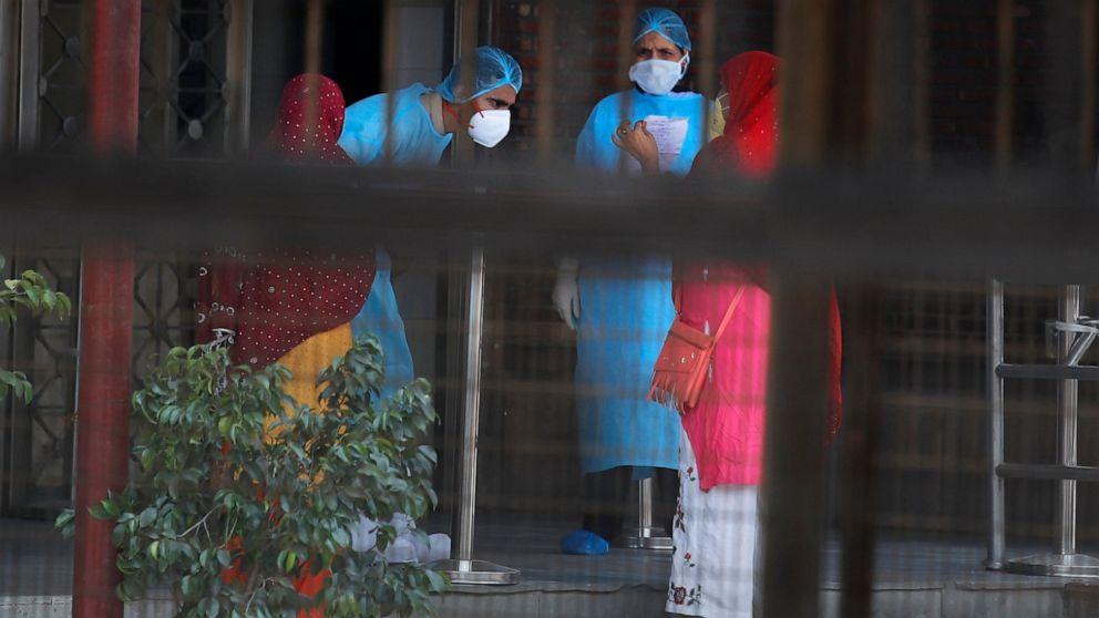 India's social inequalities mirrored in coronavirus care thumbnail