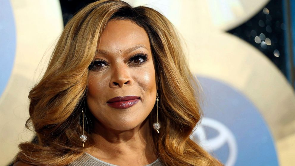 """FILE - In this Nov. 7, 2014, file photo, TV talk show host Wendy Williams arrives during the 2014 Soul Train Awards in Las Vegas. Williams says she's living in a """"sober house"""" because of addiction struggles. The talk show host tearfully revealed the information Tuesday, March 19, 2019, to the audience at """"The Wendy Williams Show."""" She did not disclose the addiction, but said she had struggled with cocaine in the past and never sought treatment. (Photo by Omar Vega/Invision/AP, File)"""