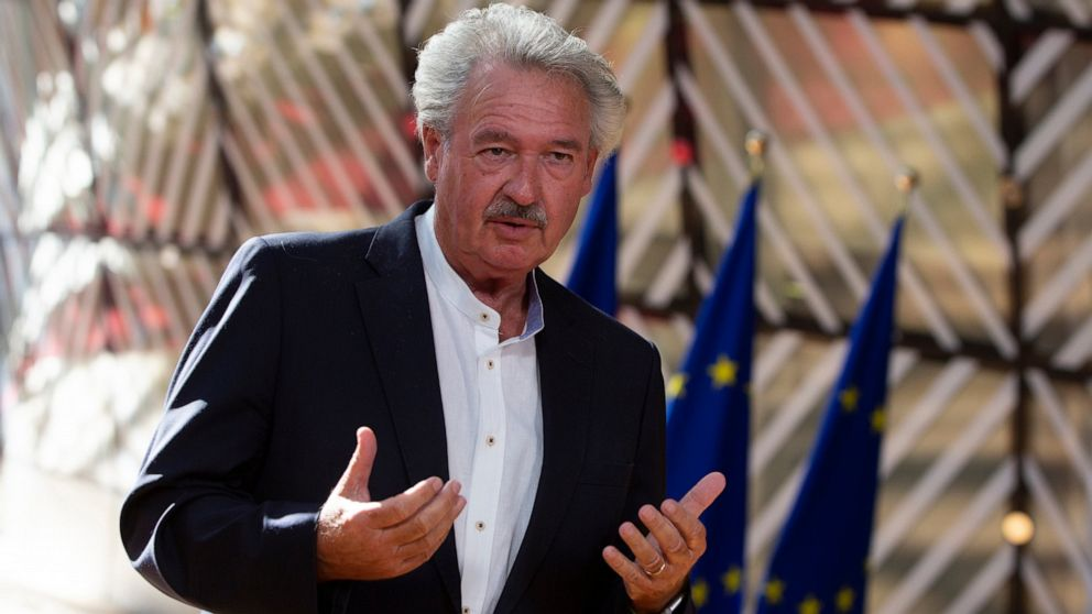 EU ministers criticize Turkey over Hagia Sophia, drilling