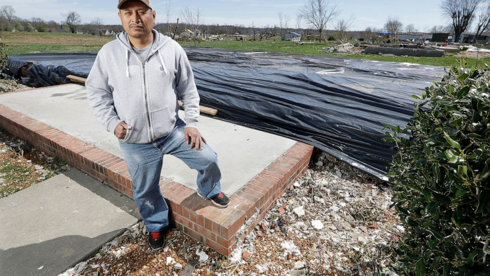Double strike: Tornado, virus push Tennesseans to the limit