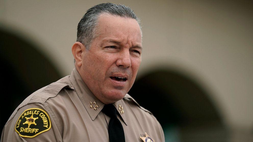 Los Angeles County sheriff won't enforce vaccine mandate