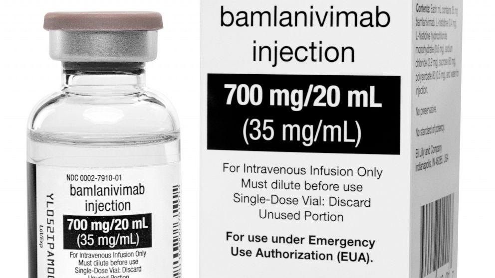 US allows 1st emergency use of a COVID-19 antibody drug - ABC News