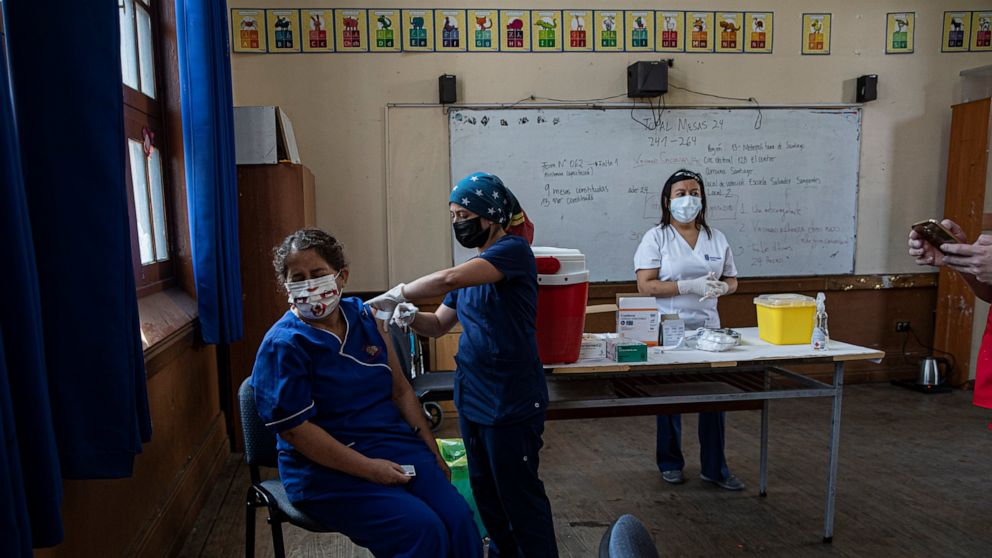 Big Chile study finds Chinese vaccine slashes COVID deaths  image