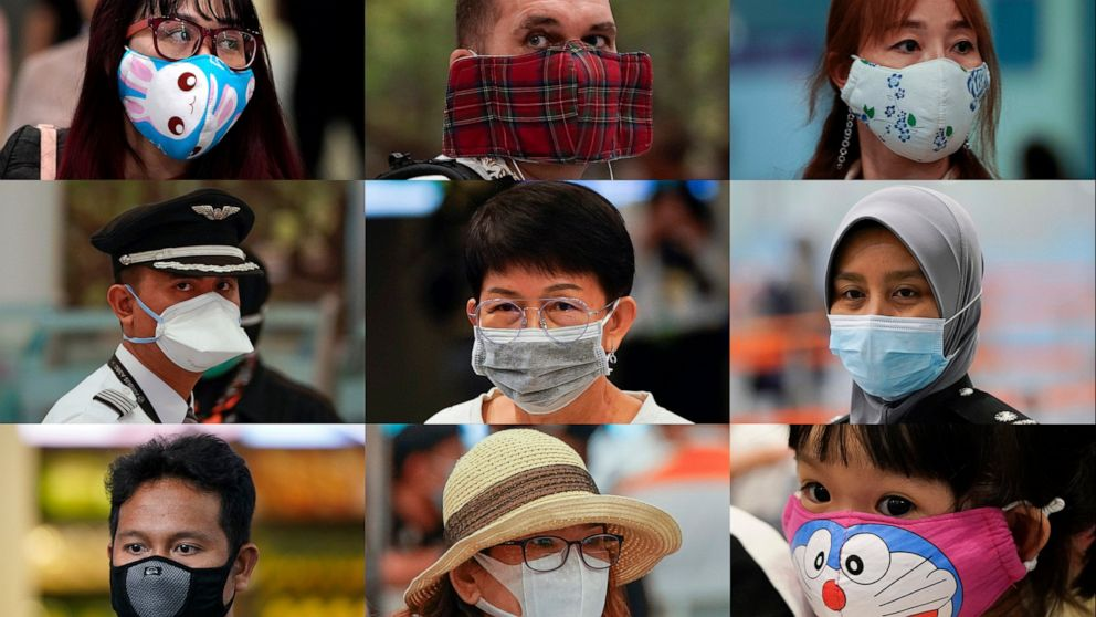 masks to protect against virus